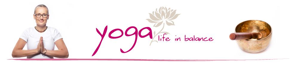 yoga - life is balance